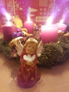 Verkündigung an die Hirten, Weihnachtsengel in der Bibel