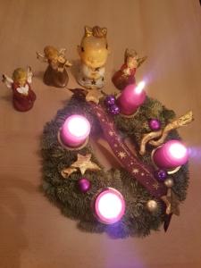 Weihnachtsengel Tradition Christkind Weihnachtsmann