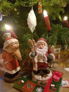 Weihnachtsmann Coca Cola Santa Claus Rot Weiß DDR