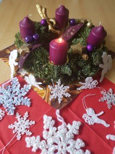 Häkelanleitung Weihnachten kostenlos